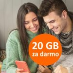 orange 20gb internetu za darmo